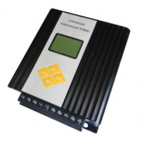 Ρυθμιστής Φόρτισης 600w 12V/24V Solar - Ανεμογεννήτριας